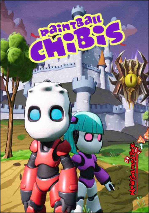 Paintball Chibis Free Download
