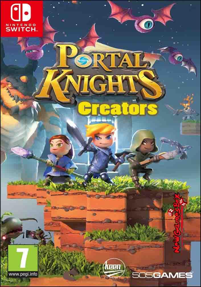 Portal Knights Creators Download