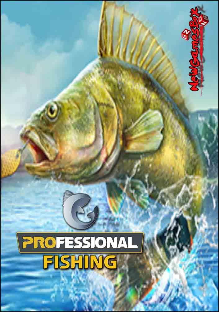 Professional Fishing Free Download