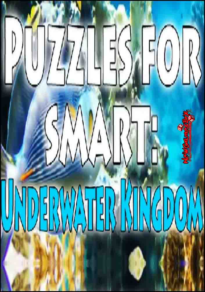 Puzzles For Smart Underwater Kingdom Free Download