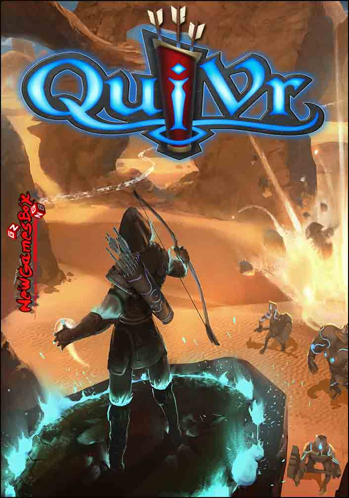 QuiVr Vanguard Free Download