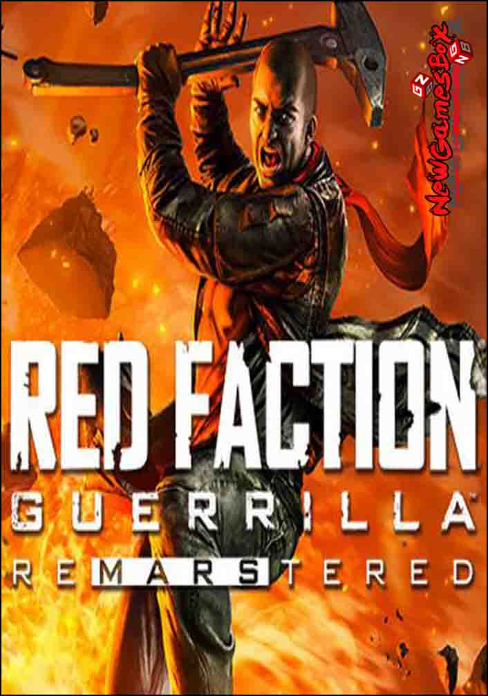 Red Faction Guerrilla ReMarstered Download