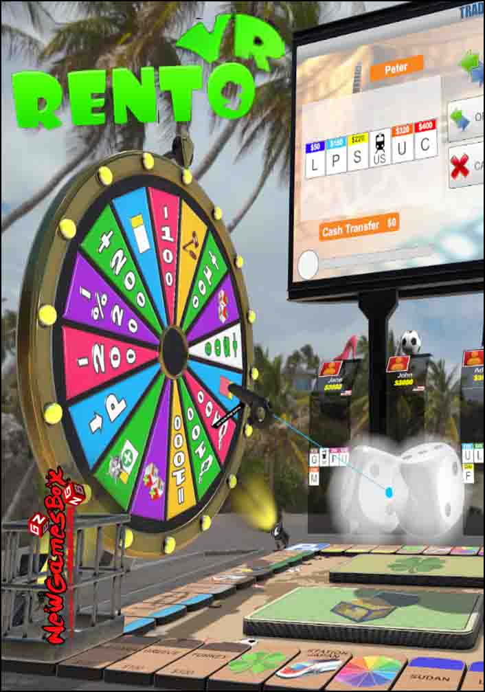 Rento Fortune VR Free Download
