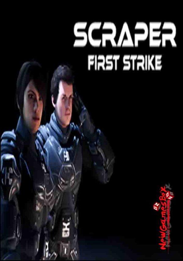 Scraper First Strike Free Download