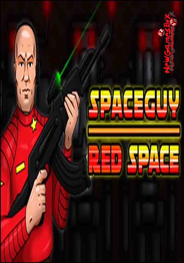 Spaceguy Red Space Free Download