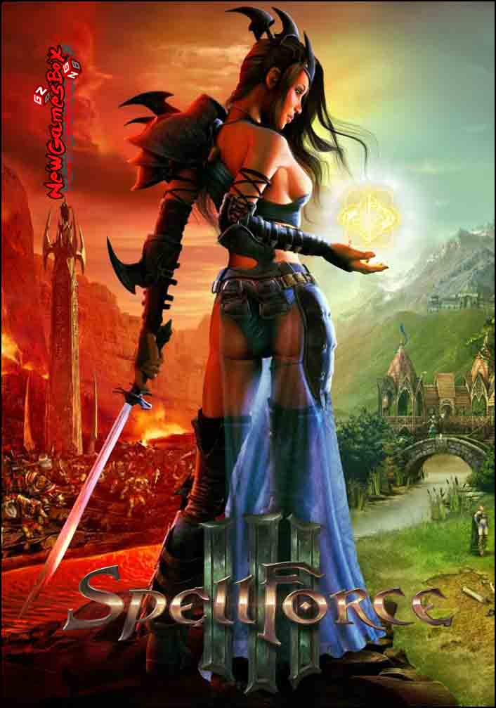 SpellForce 3 Download Free Full Version PC Game Setup