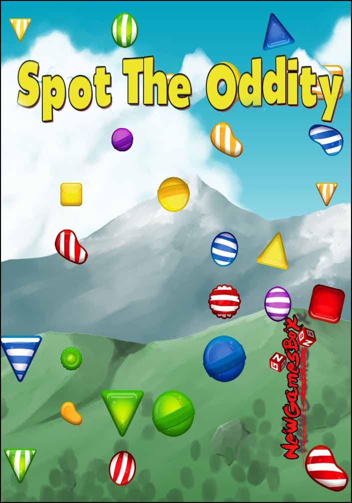 Spot The Oddity Free Download