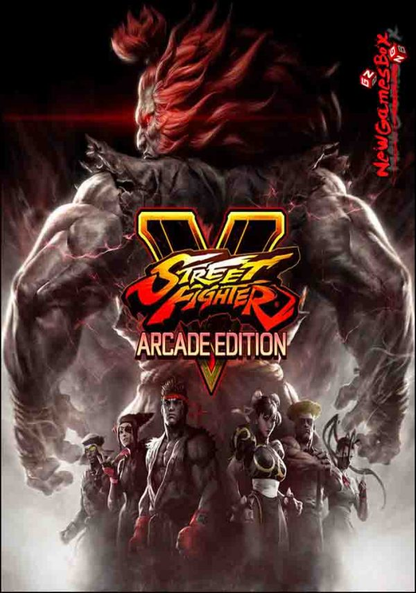Street Fighter V Arcade Edition Download