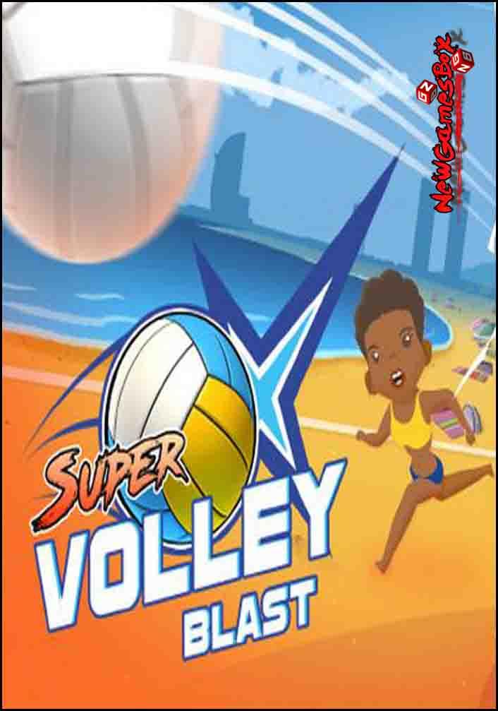 Super Volley Blast Free Download