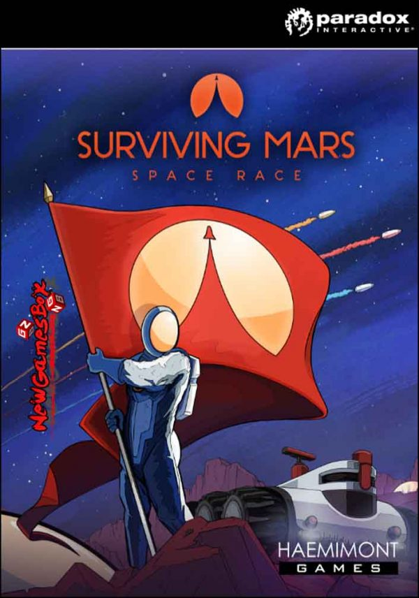 Surviving Mars Space Race Free Download