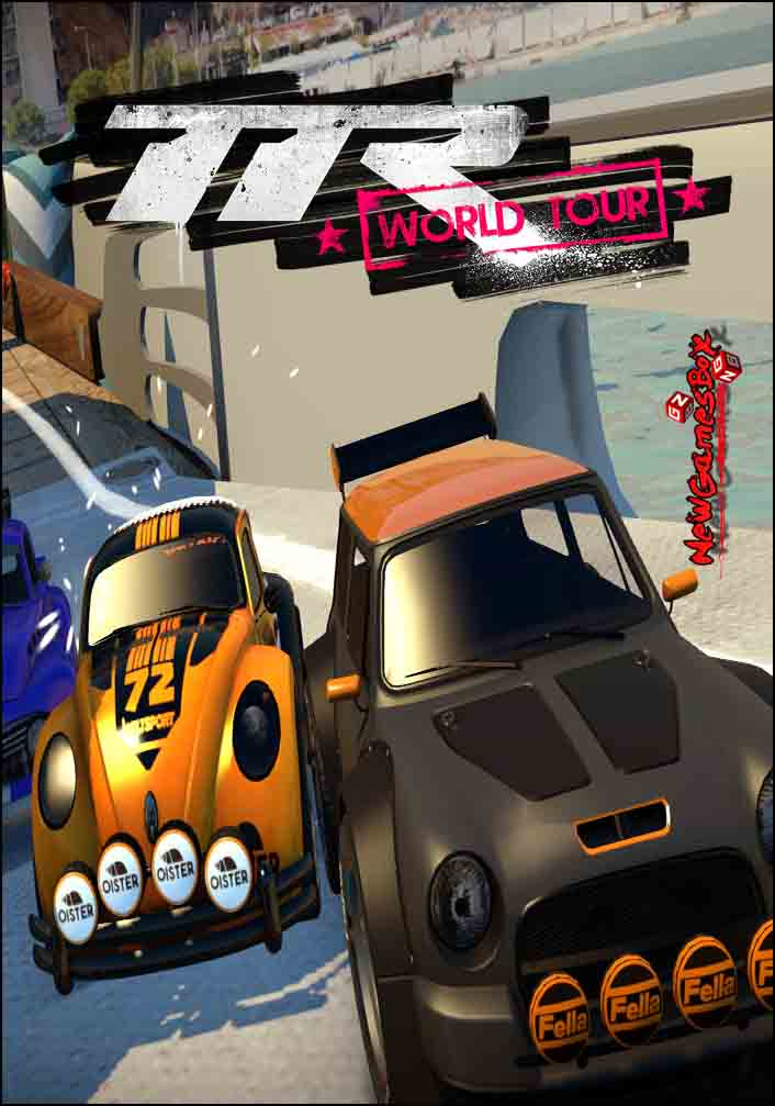 Table Top Racing World Tour Download