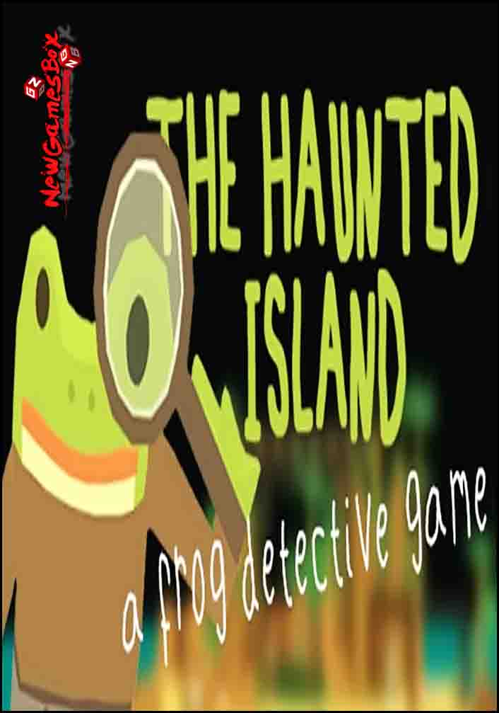 The Haunted Island A Frog Detective Game Free Download