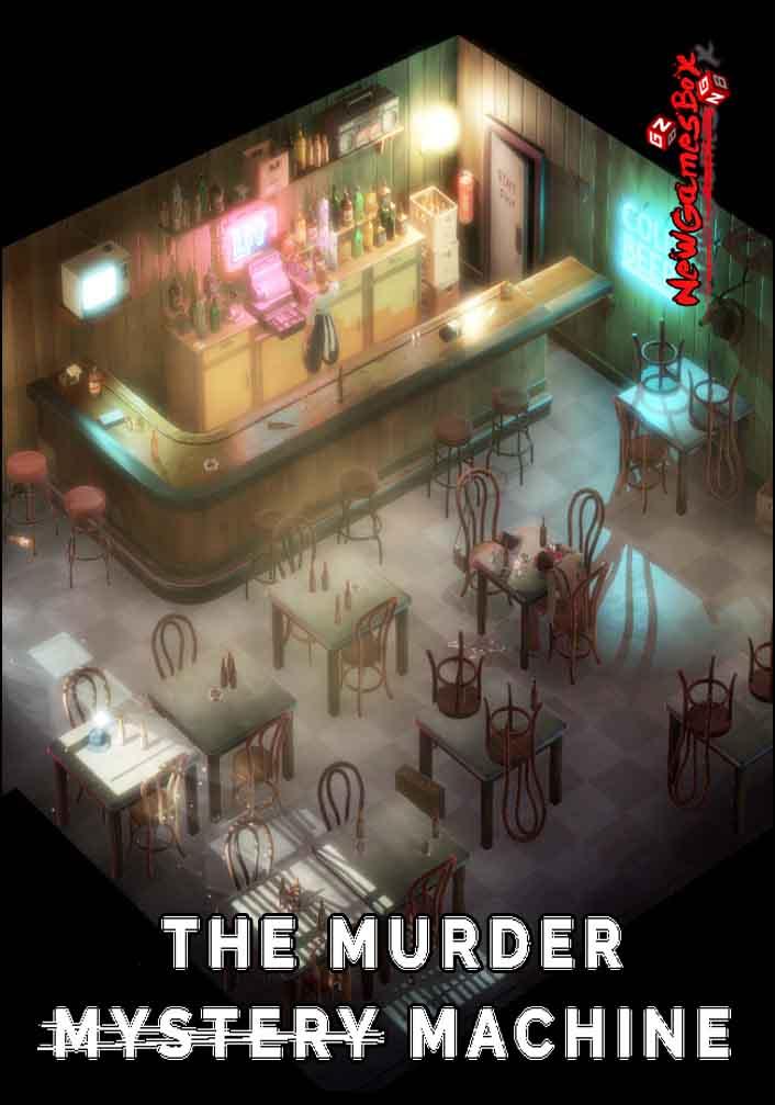 The Murder Mystery Machine Free Download