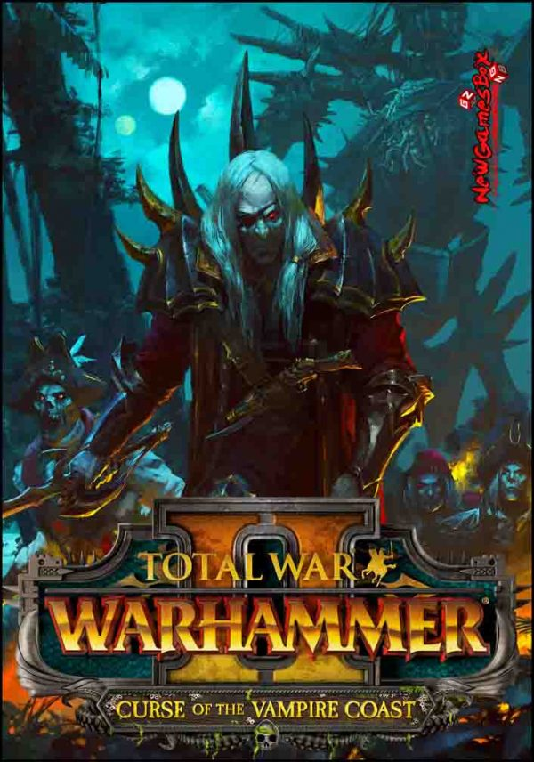 Total War Warhammer II Curse Of The Vampire Coast Free Download