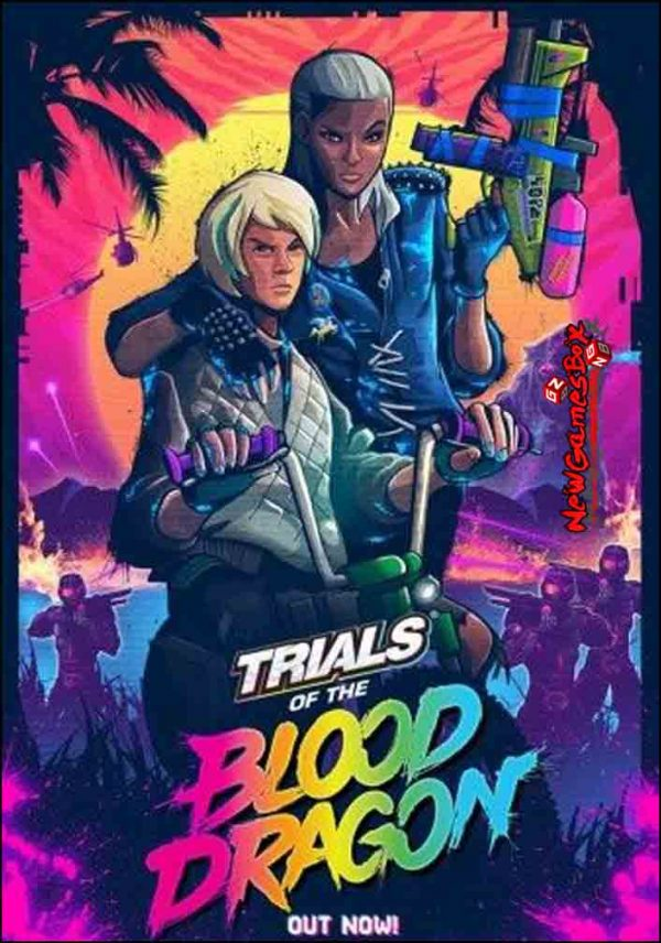 Trials Of The Blood Dragon Download