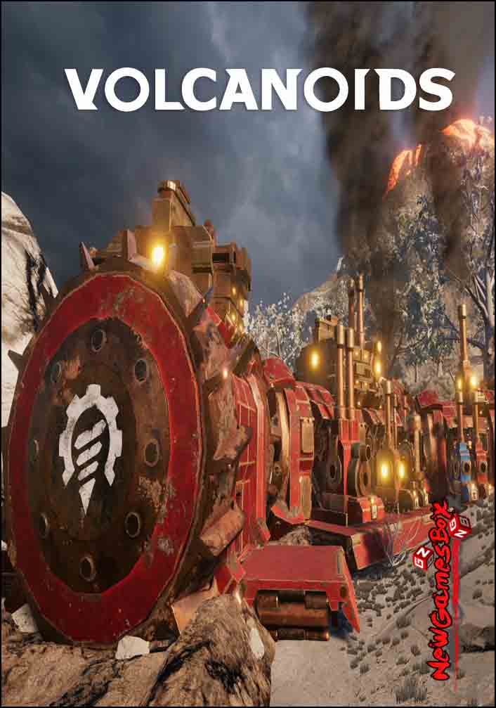 Volcanoids Free Download
