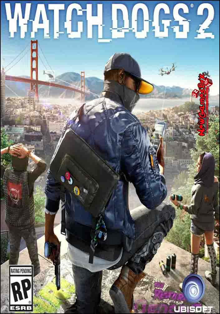 Watch Dogs 2 Download Free PC