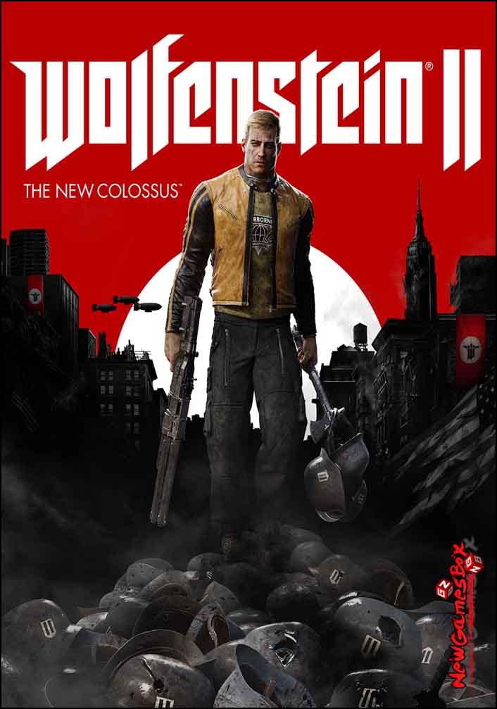 Wolfenstein II The New Colossus Download Free