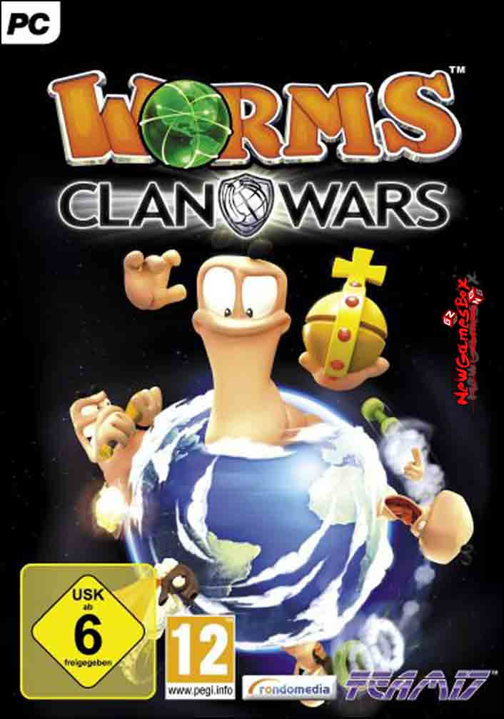 Worms Clan Wars Download