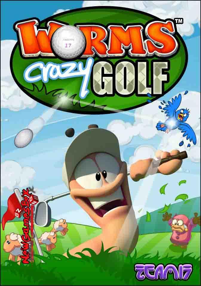 Worms Crazy Golf Download