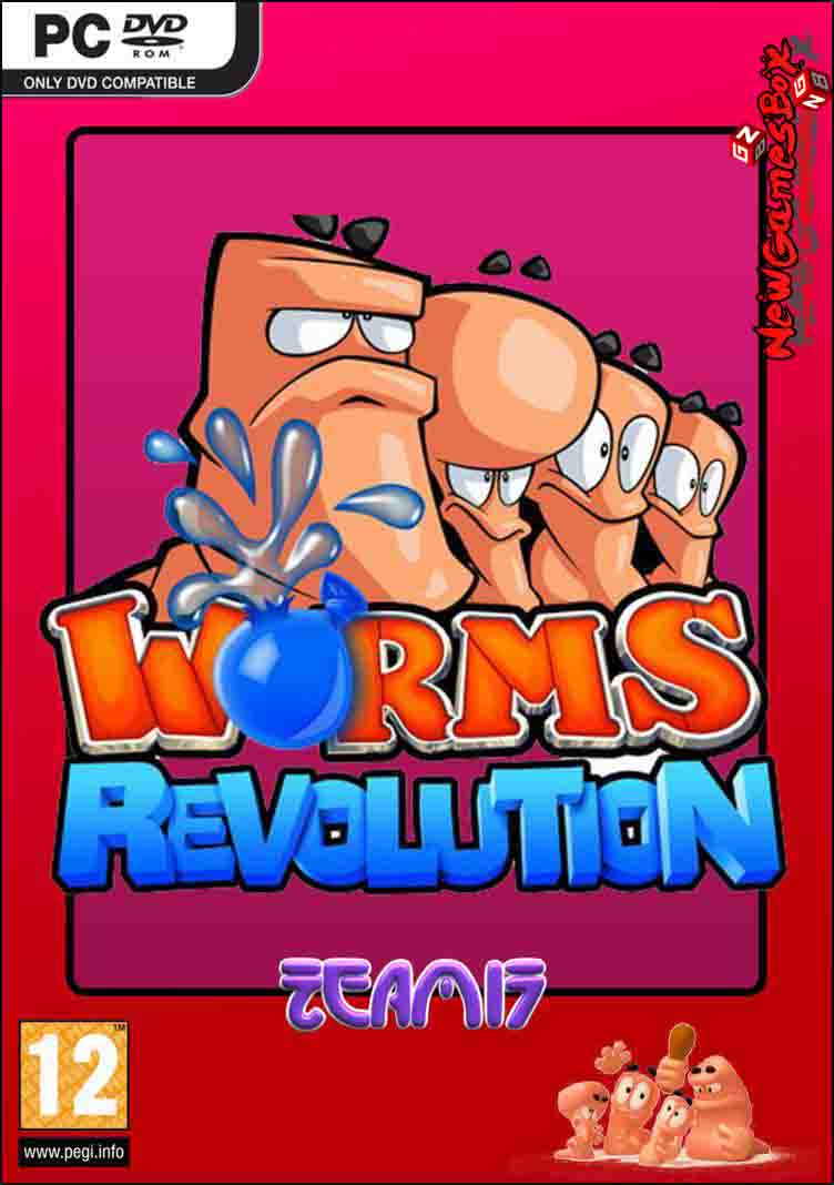 Worms Revolution Download