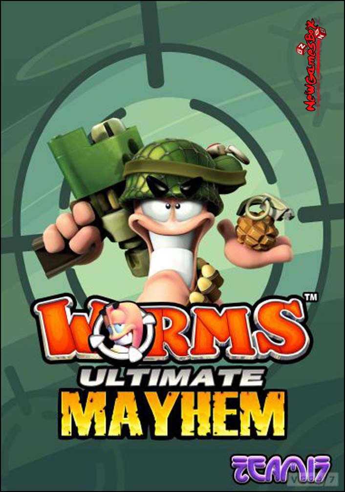 Worms Ultimate Mayhem Download