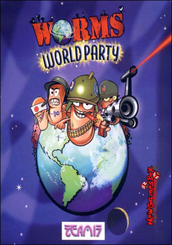 Worms World Party Download