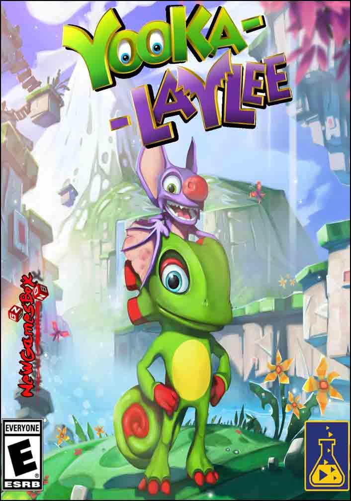 Yooka Laylee Download