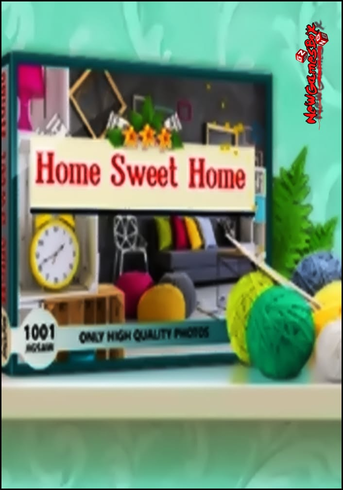 1001 Jigsaw Home Sweet Home Free Download
