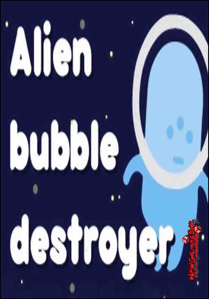 Alien Bubble Destroyer Free Download