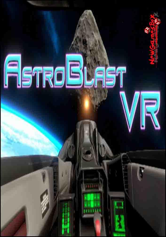 AstroBlast VR Free Download