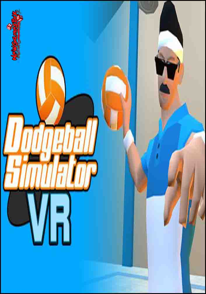 Dodgeball Simulator VR Free Download