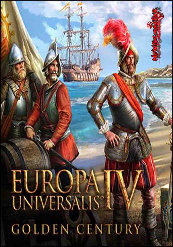 Europa Universalis IV Golden Century Free Download