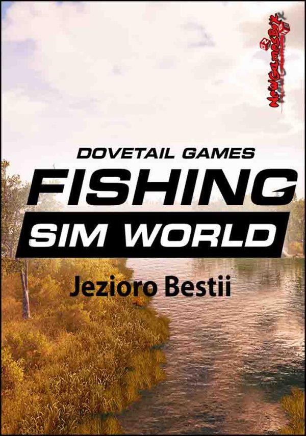 Fishing Sim World Jezioro Bestii Free Download