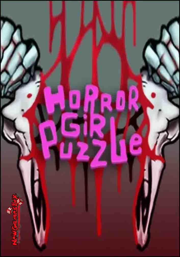 Horror Girl Puzzle Free Download