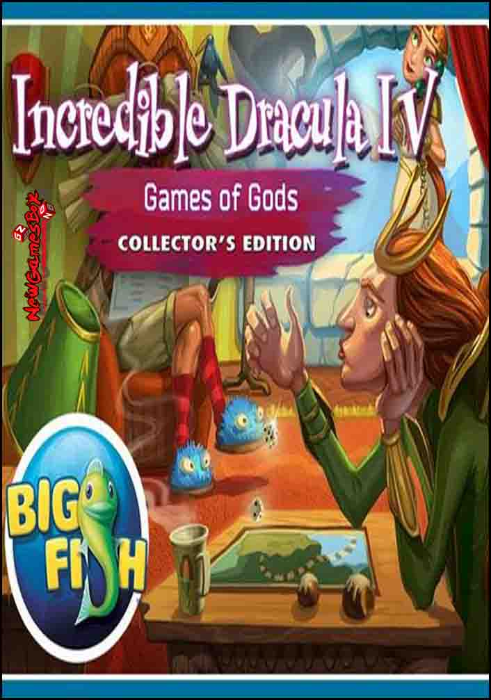 Incredible Dracula IV Game Of Gods Free Download