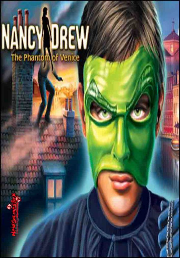 Nancy Drew The Phantom Of Venice Free Download