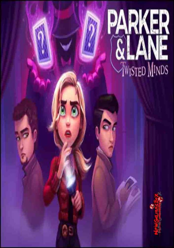 Parker And Lane Twisted Minds Free Download