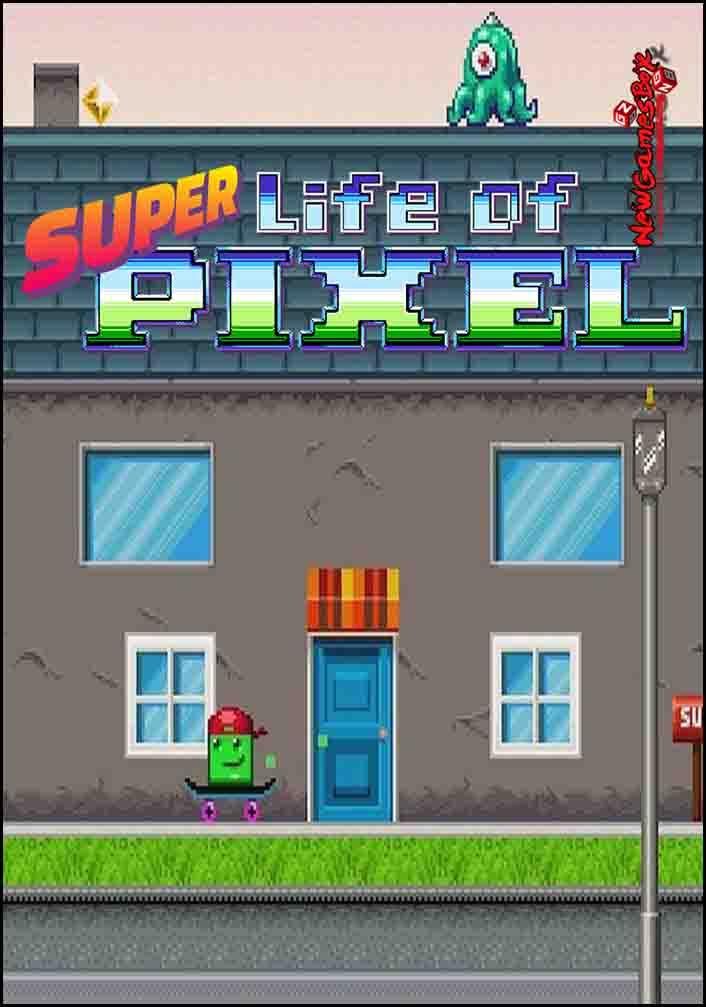 Super Life Of Pixel Free Download