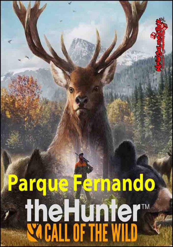 TheHunter Call Of The Wild Parque Fernando Free Download