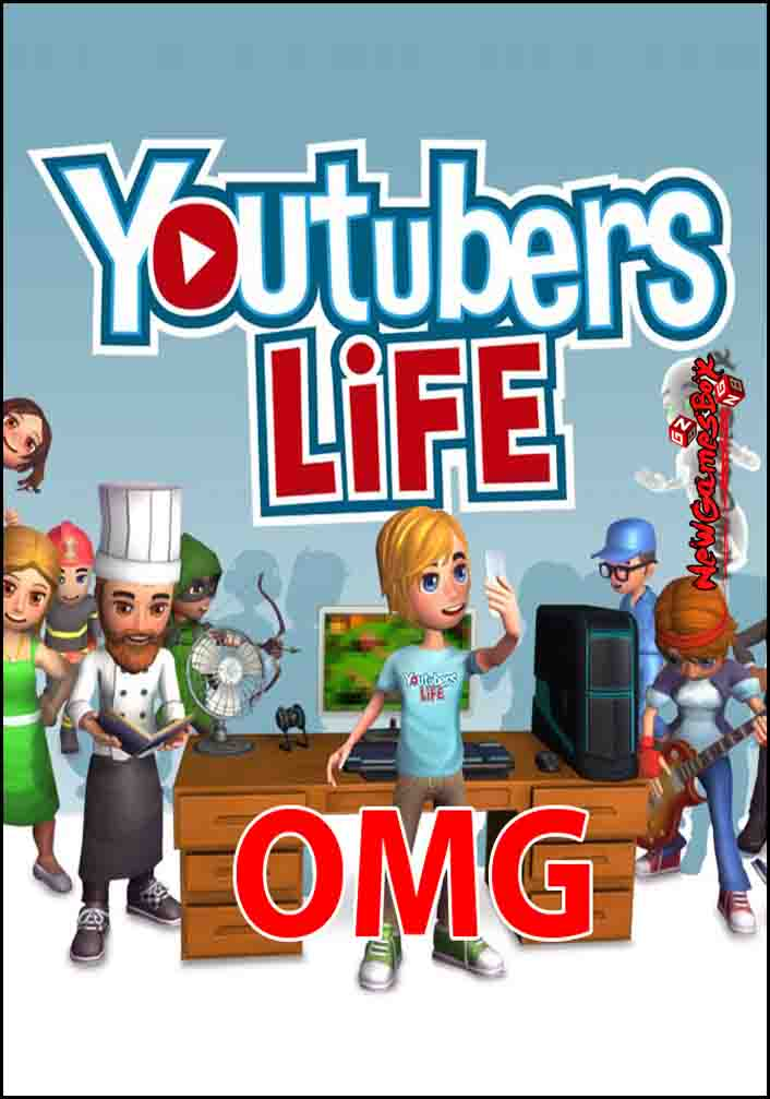 Youtubers Life OMG Free Download