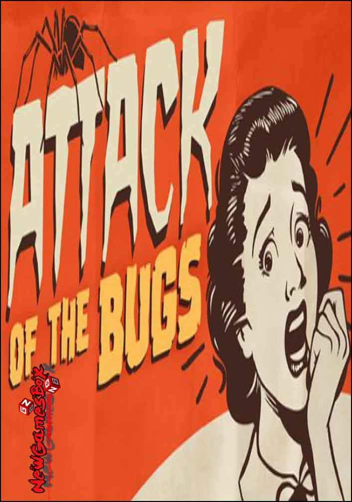 Attack Of The Bugs Free Download