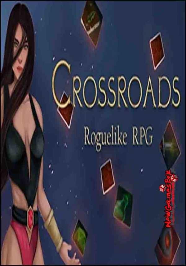 Crossroads Roguelike RPG Dungeon Crawler Free Download