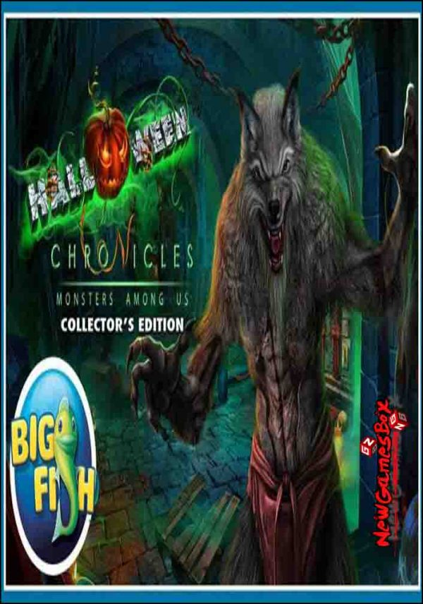 Halloween Chronicles Monsters Among Us Free Download