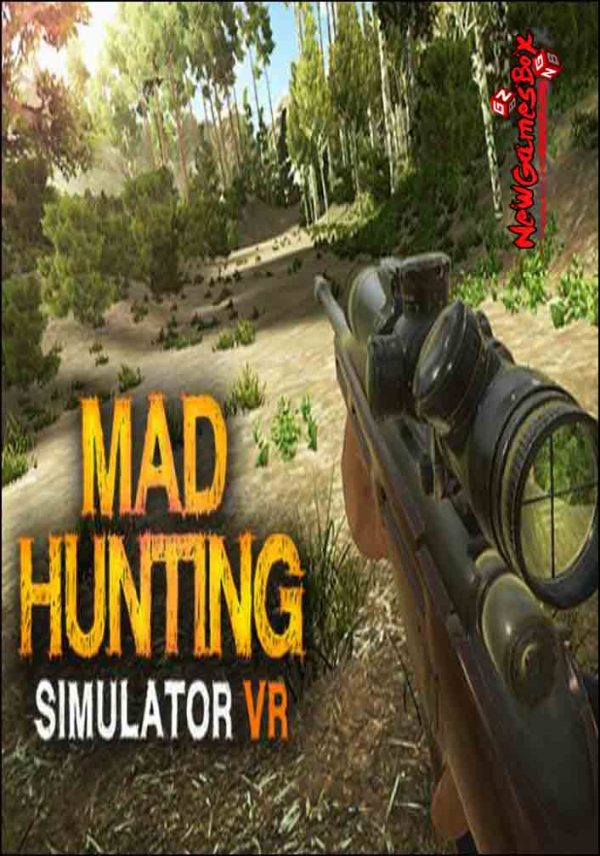 Mad Hunting Simulator VR Free Download