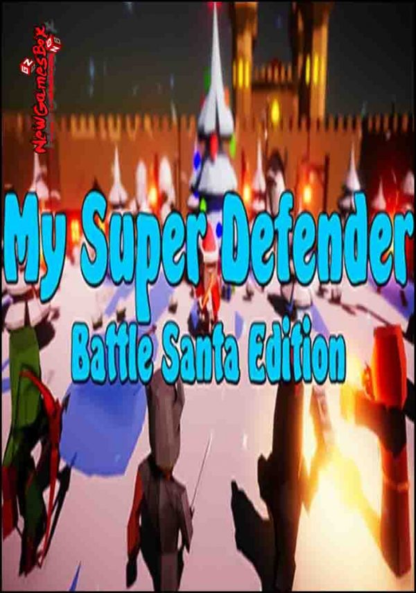 My Super Defender Battle Santa Free Download