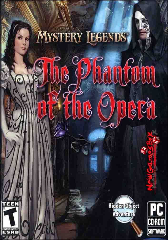 Mystery Legends The Phantom Of The Opera Free Download