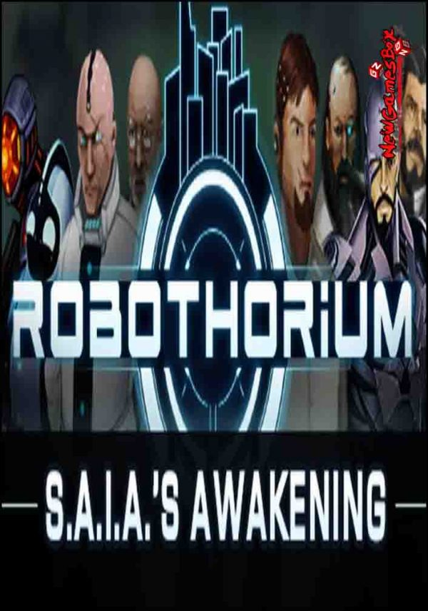 SAIAS Awaknening A Robothorium Visual Novel Free Download