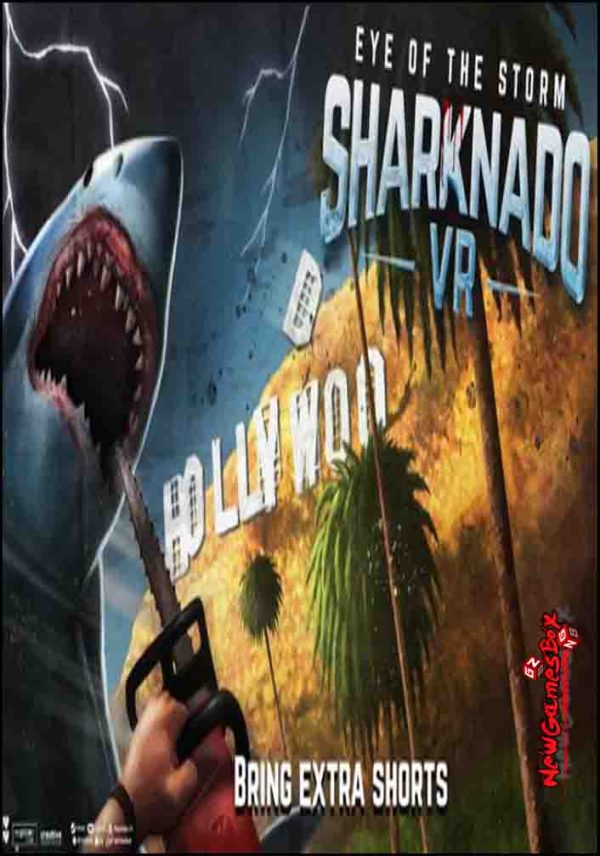 Sharknado VR Eye Of The Storm Free Download