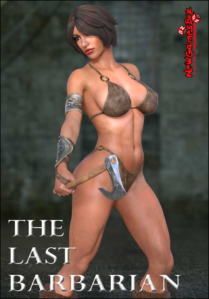 The Last Barbarian Adult Game Free Download Setup